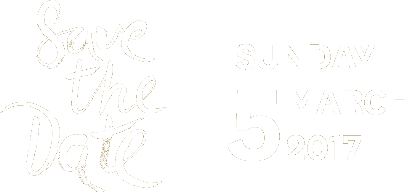 Save the Date: Sunday March 5 2017