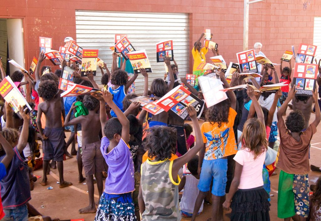 Gospel outreach in Australia