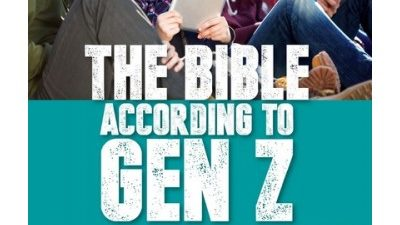 The Bible According to Gen Z cover image