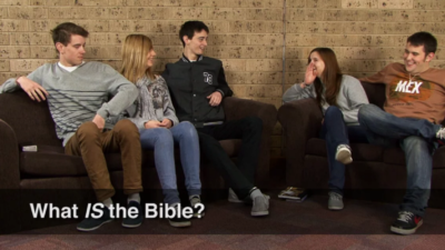 Conversations - Youth and the Bible