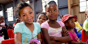 Literacy and the Bible for children in poverty