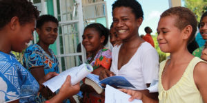 Bible Translations for Pacific Islanders