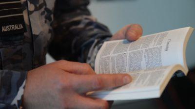 ADF waterproof Bible