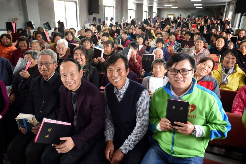 Train Pastors in China