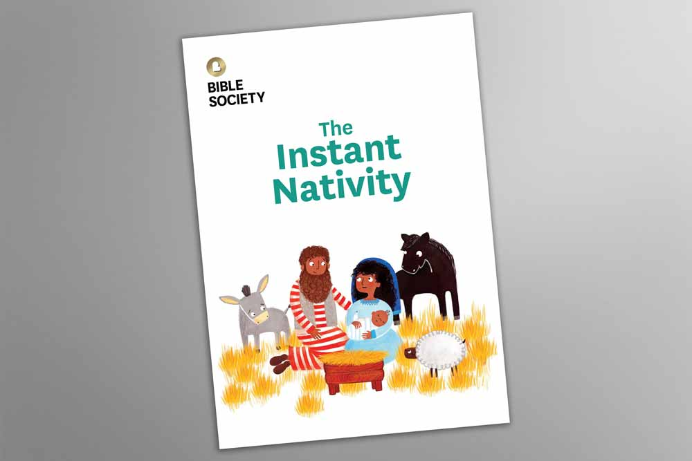 The Really Good News of Christmas - For Me! Instant Nativity Play