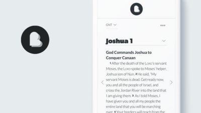 bible.com.au preview