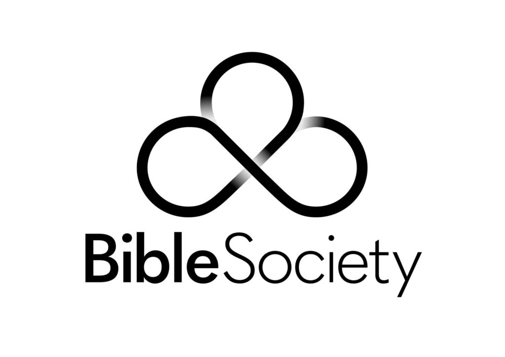 Bible Society Logo - Stacked version